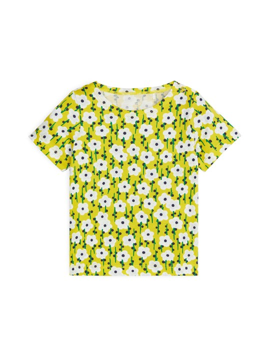 Arket Top Yellow
