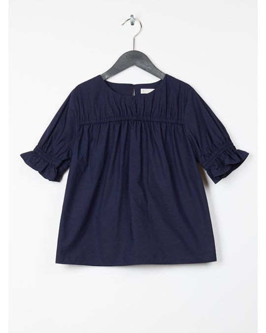 Arket Blouse Blue