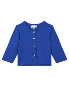 Pull, Gilet (tricot) Bleu Roi