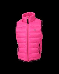 Karl Padded Waistcoat Candy Pink