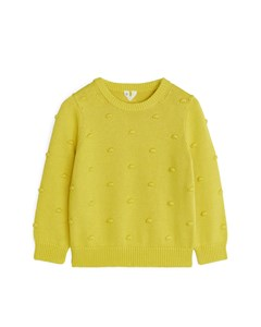 Sweater  Yellow
