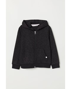Molly Fancy Hoodie Black