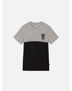 Max Blocked Jr S/s T-shirt