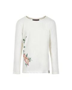 T-shirt Flower Ls Cloud
