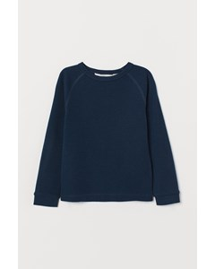 Sb Fredrik Wool Top Base Layer Blue