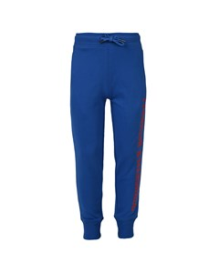 F And M Jogger Bottoms Victoria Blue