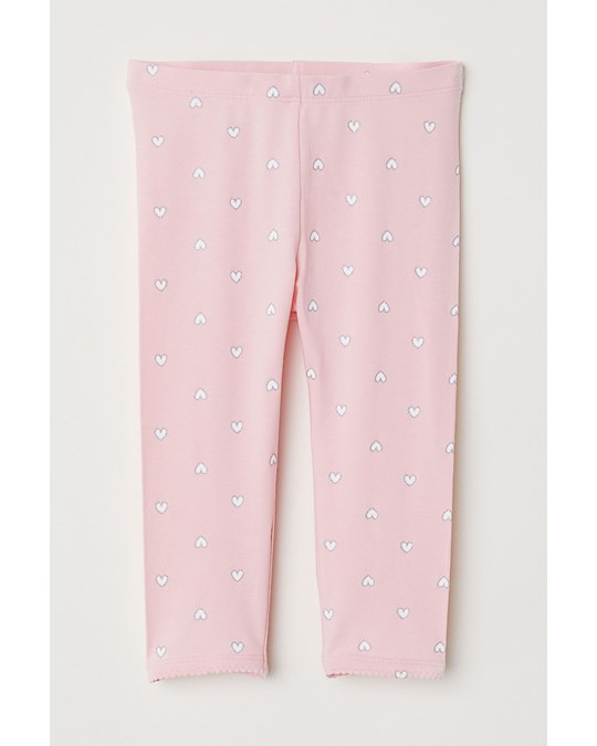 H&M Maxi Leggings Pink