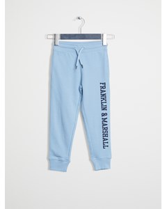 F And M Jogger Bottoms Ocean Blue