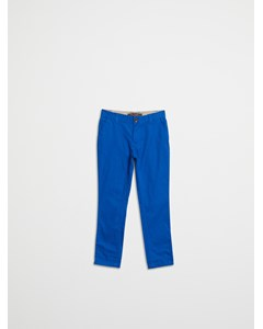 Classic Slim Fit Chino Nautical Blue