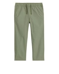 Trousers Khaki