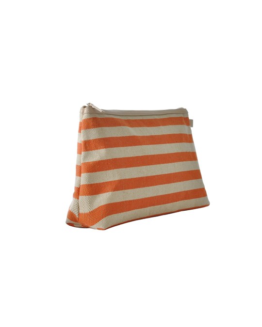 Ceannis Cosmetic L Villa Stripe Orange