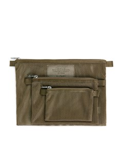 Travel Pouches Bronze