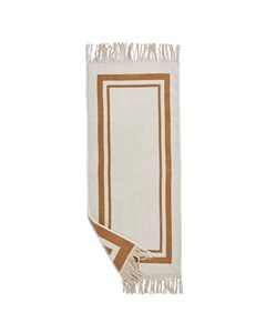 Valladolid Towel, Small Camel And Creme