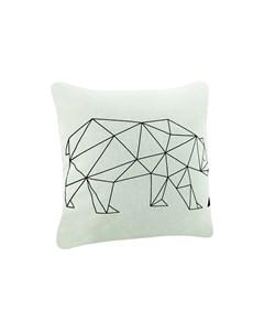 Pillow Teddy 40x40 White