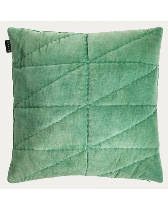 Linum Central Cushion Cover 50x50 A22 Meadow Green