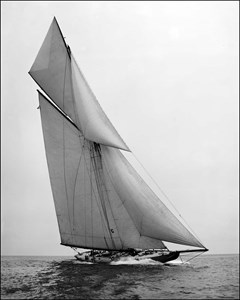 Yacht Independence 1901