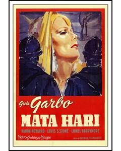 Mata Hari With Greta Garbo