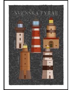 Svenska Fyrar