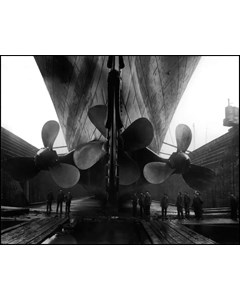 Rms Titanic 1911