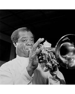 [portrait Of Louis Armstrong, Carnegie Hall, New York, N.y., Ca. Apr. 1947]