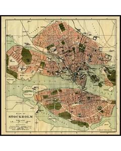 Stockholm 1900