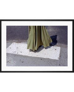 Poster Khaki Dress