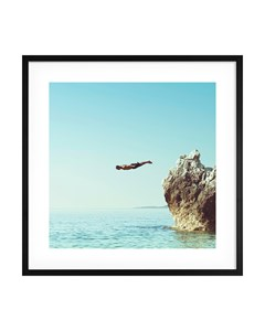 Poster Cliff Dive