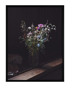 Poster Bouquet Of Flowers