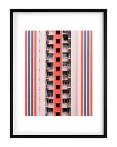 Poster Balconies