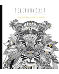Telefonkonst – Alla Kan Lära Sig Klottra Med Stil Black