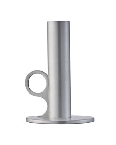 Signe Candle Holder Large Aluminium