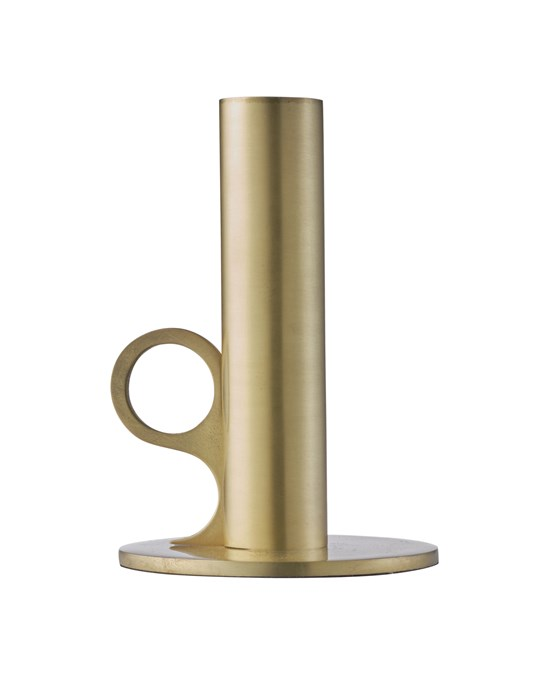 Edblad Signe Candle Holder Large Brass