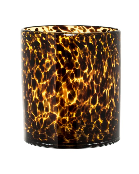 Bloomingville Flowerpot, Brown, Glass Brown