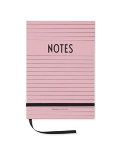 Notes Book  Pink
