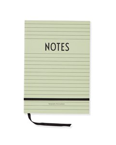 Notes Book  Green