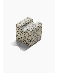 S Stone Penhouder Bruin