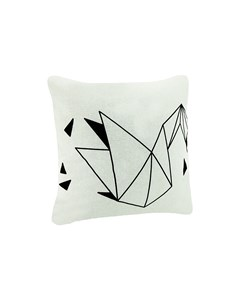 Pillow Majestueux 40x40 Green