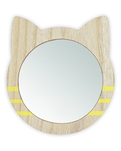 Mirror Kitty 19.5x0.9x21 Transparent
