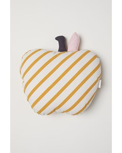 Apple Cushion 8x22x27 Yellow