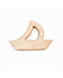 Ship Teething Toy