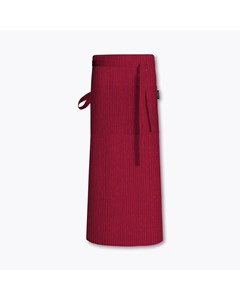 Demi Apron Korte Red 66x90