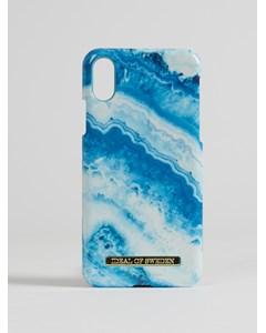 Fashion Case Donna Romina Iphone X/xs Salt Water Marble