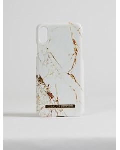 Fashion Case Iphone X Carrara Gold
