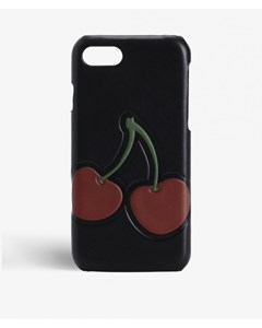 iPhone 7/8 Cherry Calf Black