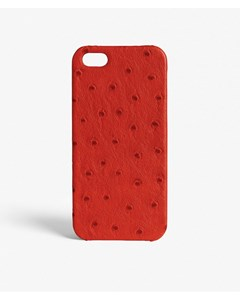 iPhone SE/5/5s Ostrich Red