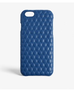 Iphone 6/6s Bubbles Nappa Cobalt