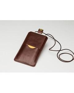 Klippan Iphone + Cover Brown