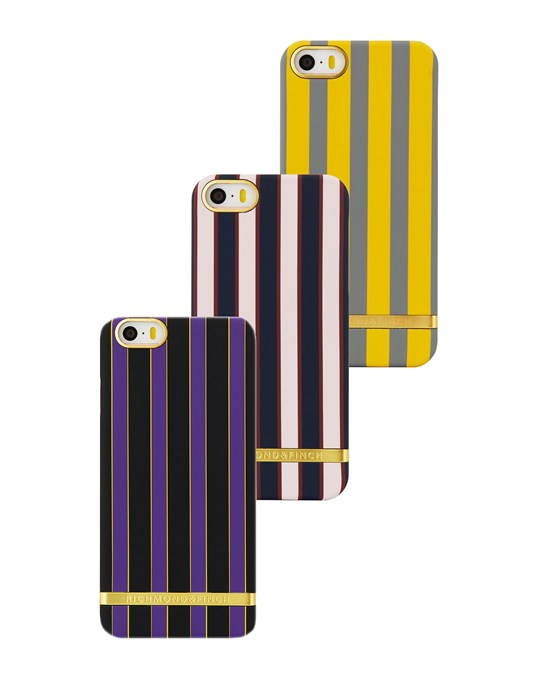 Richmond & Finch 3 Striped And Colorful Cases - Iphone 5/5s