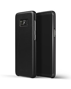 Leather Case For Galaxy S8+ Black