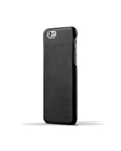 Leather Case For Iphone 6(s) - Black